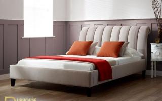 Mẫu giường ngủ gỗ đẹp U47
