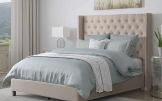 Mẫu giường ngủ gỗ đẹp U50