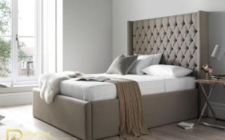 Mẫu giường ngủ gỗ đẹp U67