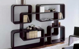 Mẫu tủ kệ gỗ trang trí đẹp U56