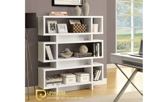Mẫu tủ kệ gỗ trang trí đẹp U108