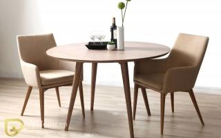 Bộ bàn ăn gỗ đẹp U33