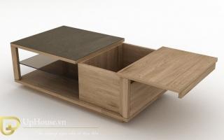 Mẫu bàn uống trà gỗ đẹp U32