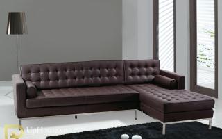 Mẫu ghế sofa phòng khách đẹp U11