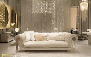 Mẫu ghế sofa phòng khách đẹp U16
