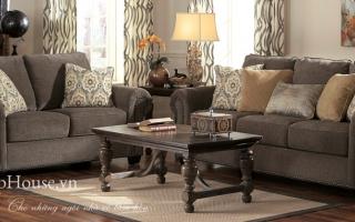 Mẫu ghế sofa phòng khách đẹp U19