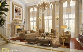 Mẫu ghế sofa phòng khách đẹp U3