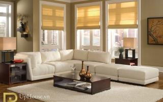 Mẫu ghế sofa phòng khách đẹp U6
