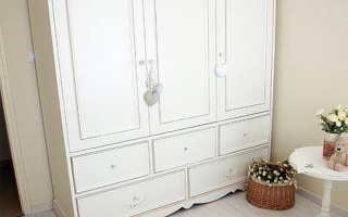 Mẫu tủ quần áo gỗ đẹp U15