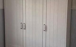 Mẫu tủ quần áo gỗ đẹp U23