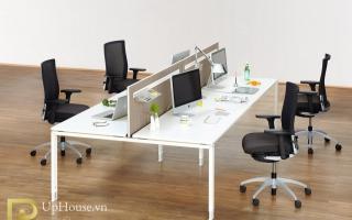 Mẫu bàn văn phòng đẹp U12