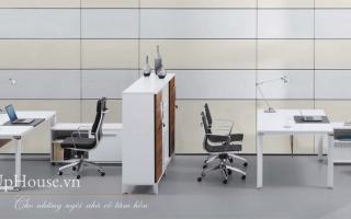 Mẫu bàn văn phòng đẹp U18