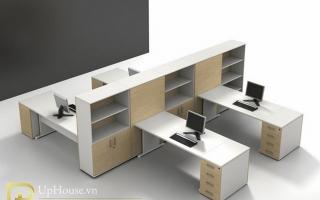 Mẫu bàn văn phòng đẹp U31