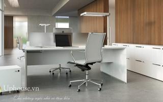 Mẫu bàn văn phòng đẹp U34