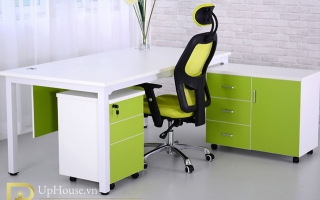 Mẫu bàn văn phòng đẹp U7
