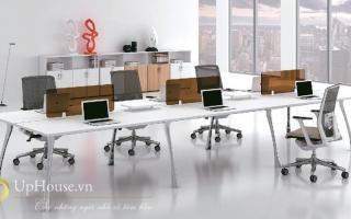 Mẫu bàn văn phòng đẹp U8