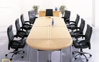 Mẫu bàn họp văn phòng đẹp U1