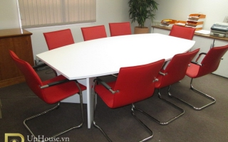 Mẫu bàn họp văn phòng đẹp U11