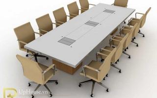 Mẫu bàn họp văn phòng đẹp U7