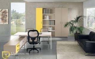 Mẫu tủ kệ hồ sơ văn phòng đẹp U12