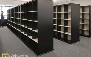Mẫu tủ kệ hồ sơ văn phòng đẹp U20
