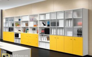 Mẫu tủ kệ hồ sơ văn phòng đẹp U30