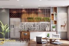 Nội thất căn hộ Vinhome - Chị Oanh
