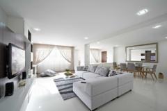 lợi ích của việc sơn nhà màu trắng