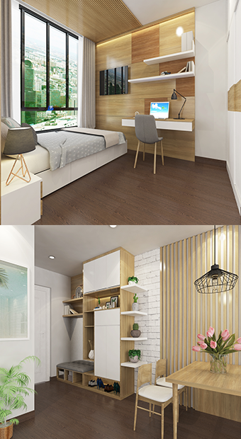 4 concept của uphouse